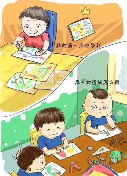 有远见的父母,培养独立的孩子!10幅漫画提醒你